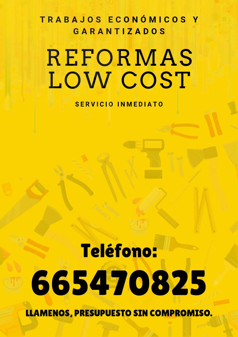 Cover y número de LowCost