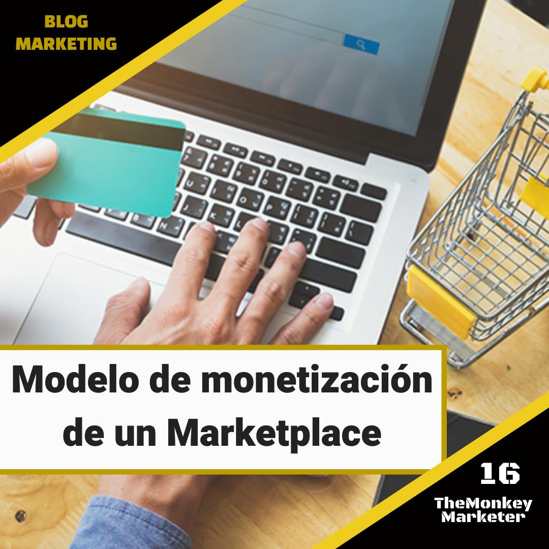 Modelo de monetización de un Marketplace