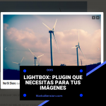 Lightbox: Plugin que necesitas para tus imágenes