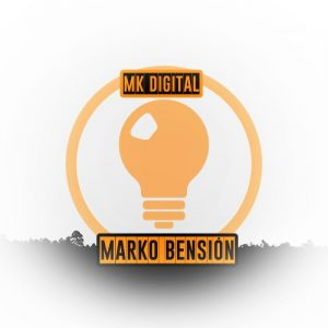 Diseños de la Web de Marko Bensión