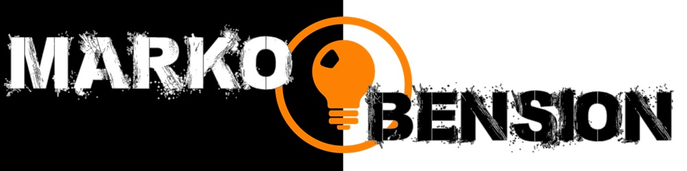Logotipo de Marko Bension
