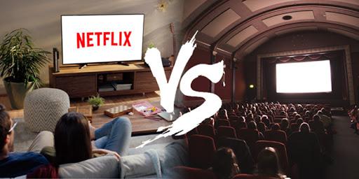 Cine vs Netflix propuesta de valor