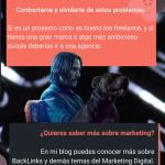 Copywriter Agencia vs Copywriter Freelance