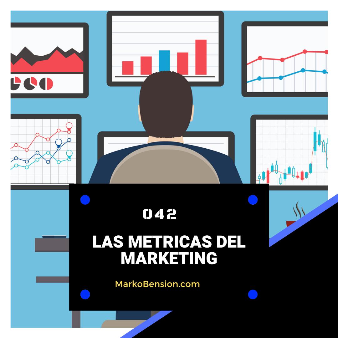 Las métricas del Marketing