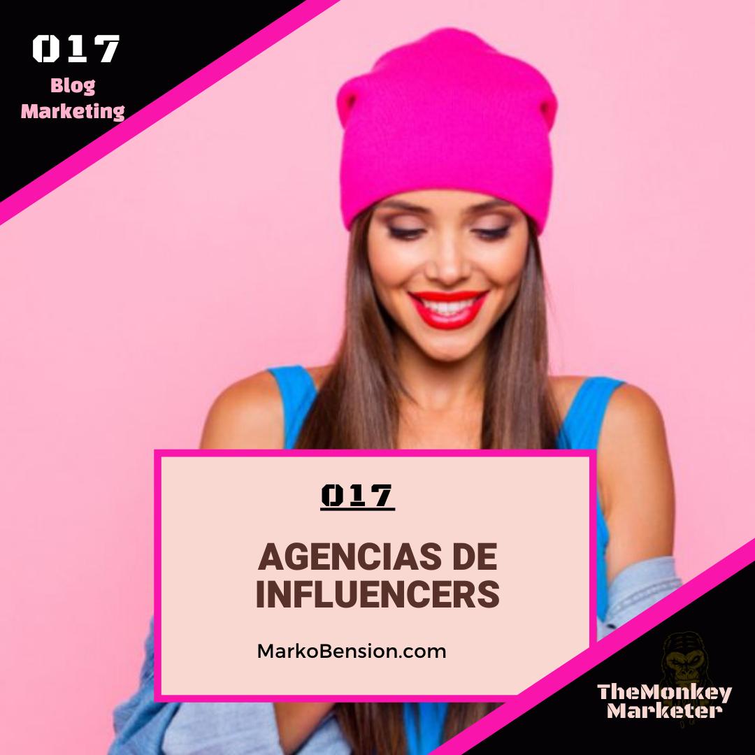 Agencias de Influencers