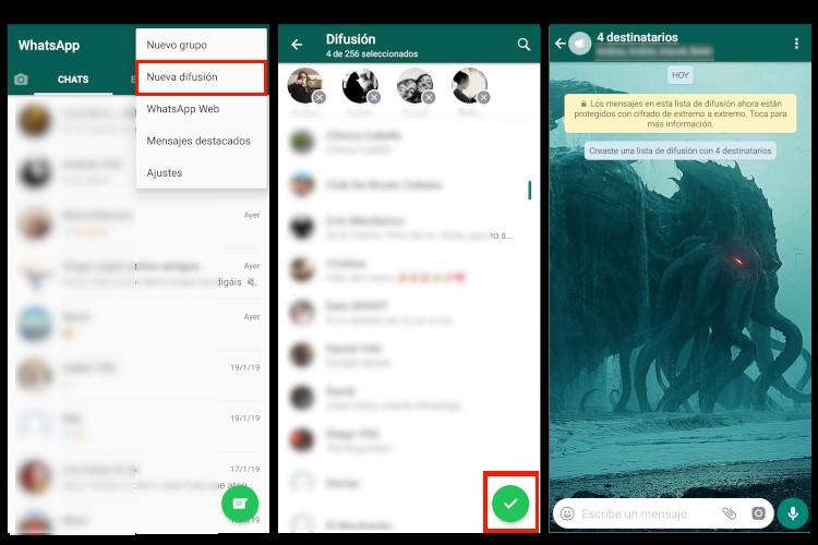 crear-lista-de-difusión-en-Whatsapp