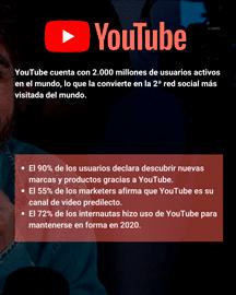 Youtube - Marketing de Influencia 2021